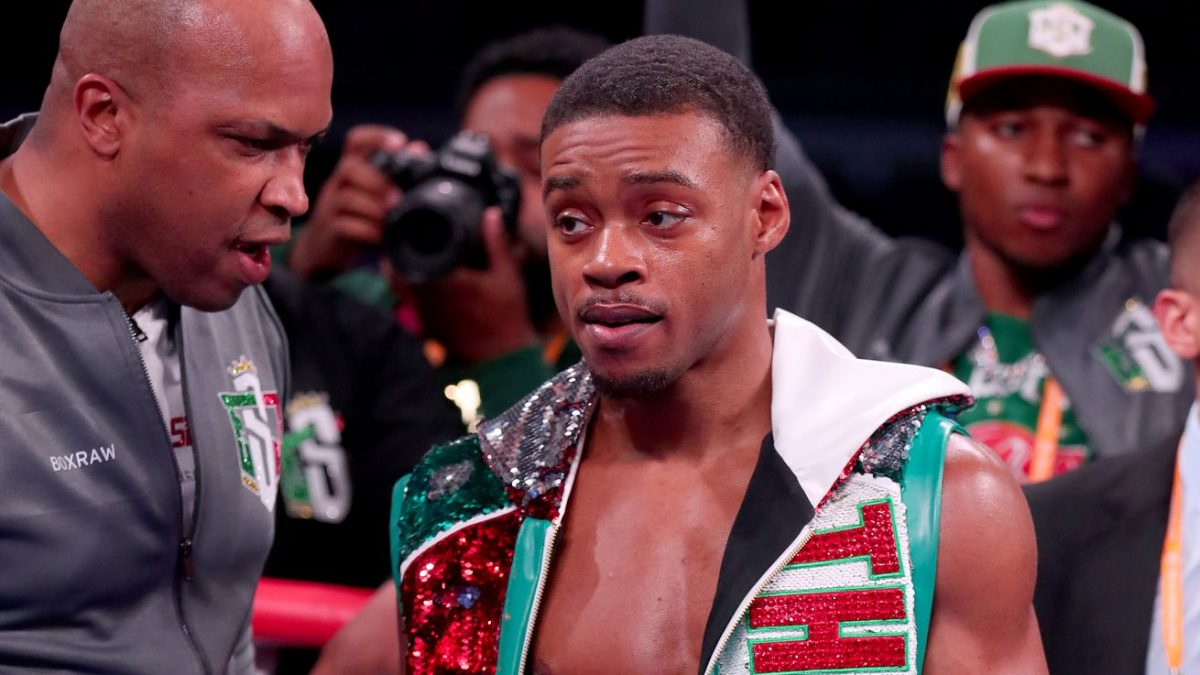Spence: Garcia is a tough opponent with a granite chin