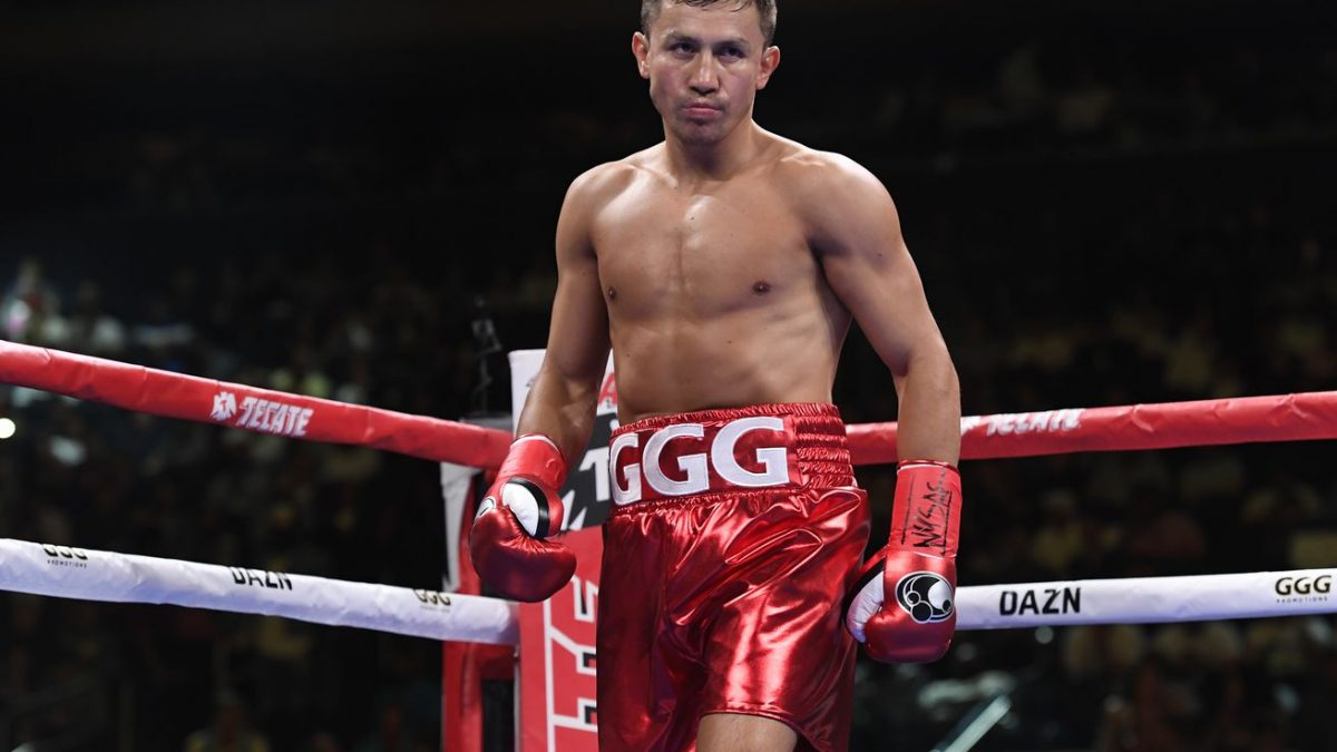 Breaking down GGG's chase for middleweight defense record