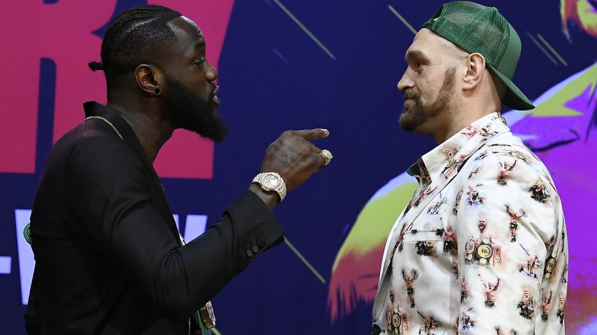 Fury-Wilder 3 could still be coming in 2021