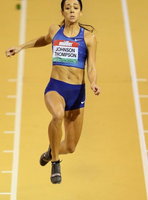 Katarina Johnson-Thompson will compete at World Athletics Challenge-Combined Events series opener