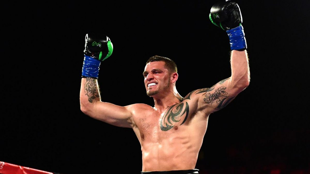 WBO orders Smith-Vlasov for vacant light heavyweight title
