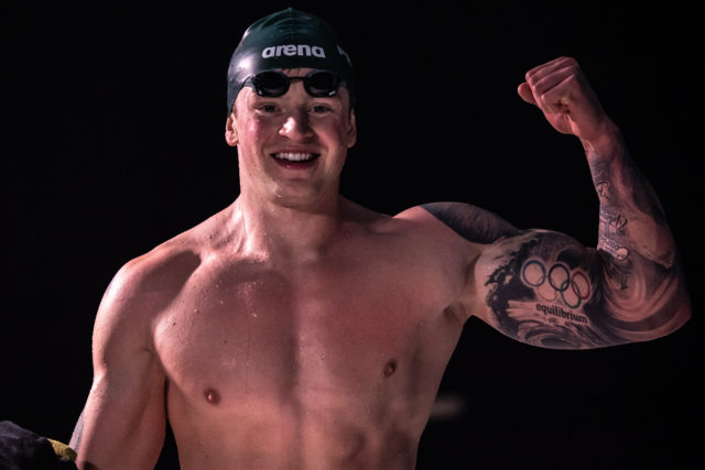 Adam Peaty Vlog: Behind the Scenes of His First Short Course World Record