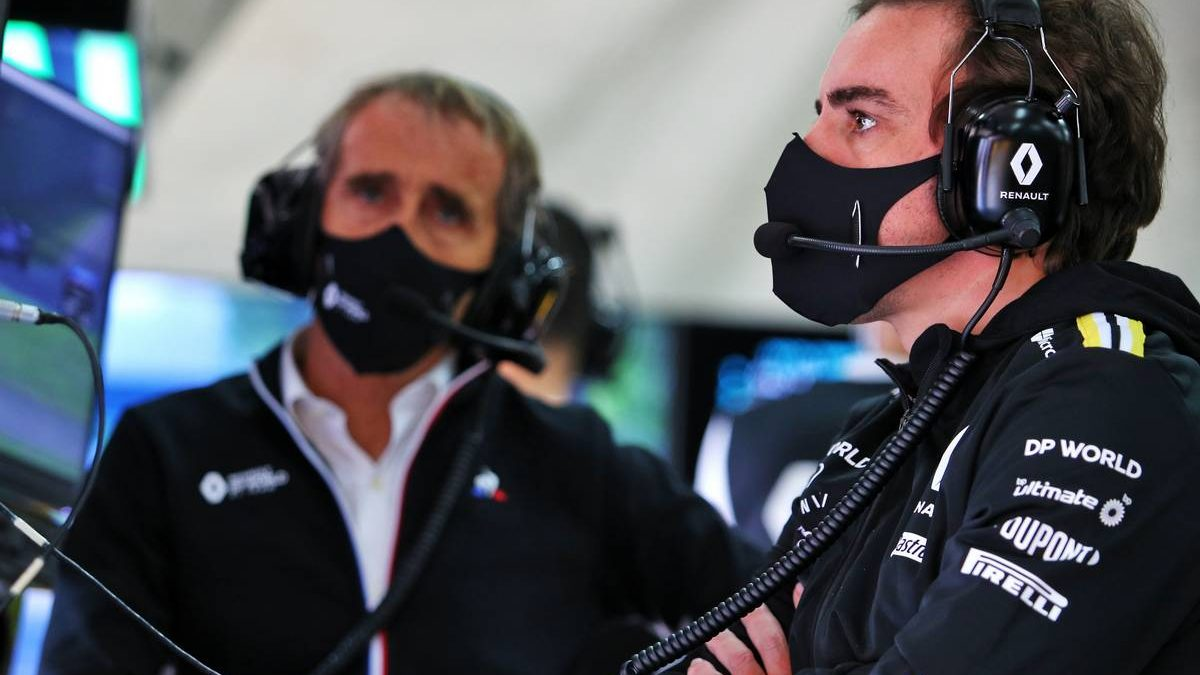 """Button: """"Different"""" Alonso will be a team player with Renault"""