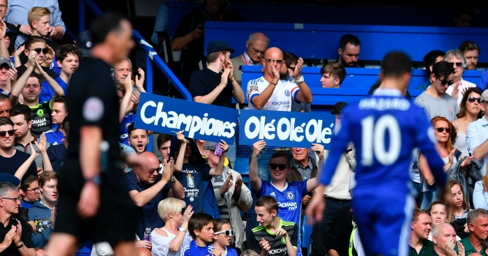 Tier system reveals which clubs can welcome back fans first