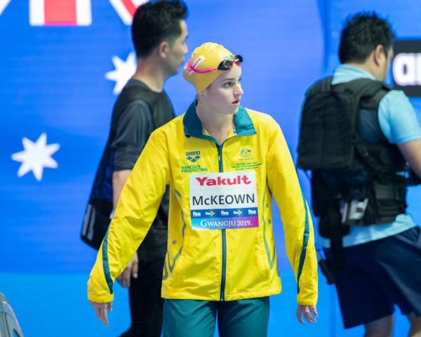 Kaylee McKeown Record 200 Do Prima Australiana Sub 2:05 #3 All Time