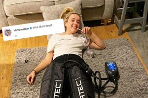 Tweets of the Week: Elinor Barker's new trousers, Magnus Cort interviews himself, and Chris Froome's heart-warming moment