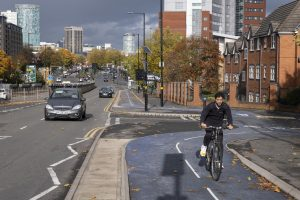 Government falls behind on £2 billion cycling target as budget cut by 15 per cent