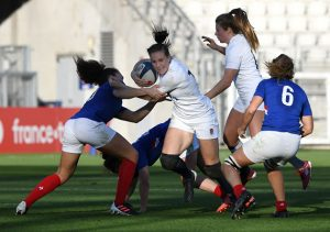 England move to No 1 in the Women's World Rugby Rankings