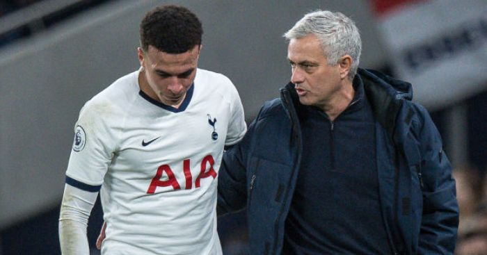 Pundit tips Dele Alli to make January move to Euro giant