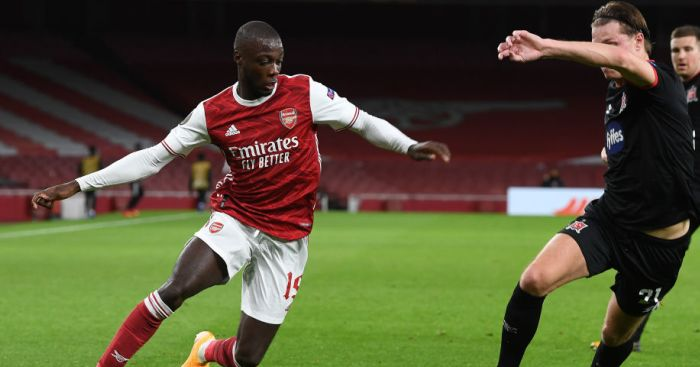 Leeds and Arsenal condemn 'vile' abuse directed at Alioski and Pepe