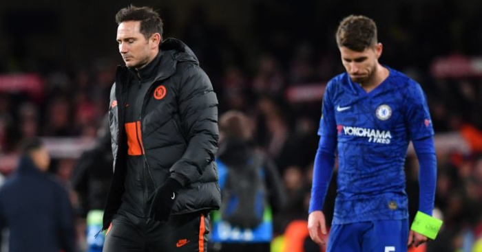 Lampard leaves door wide open for recent outcast to make Chelsea return