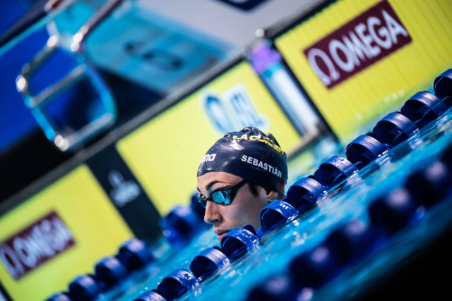 Sebastian Wraps Up 2020 ISL Campaign With 100 Breast S. American Record