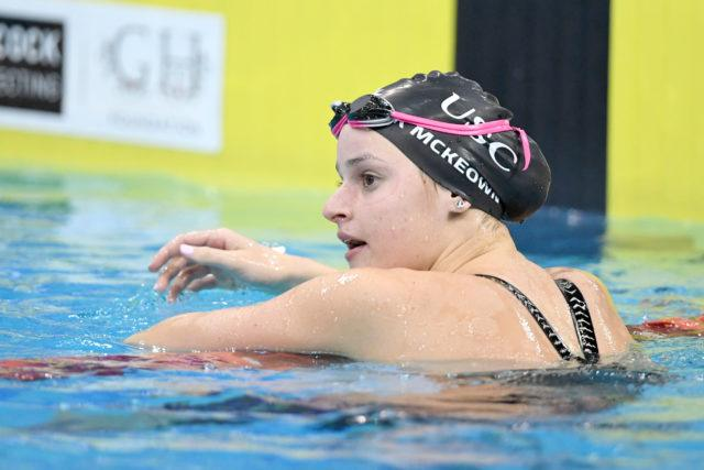 Kaylee McKeown Enters New LCM 200 Back Territory: 2:04.49 For #3 Ever