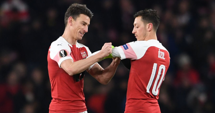 Troy Deeney takes aim at Arsenal in incredible defence of Mesut Ozil
