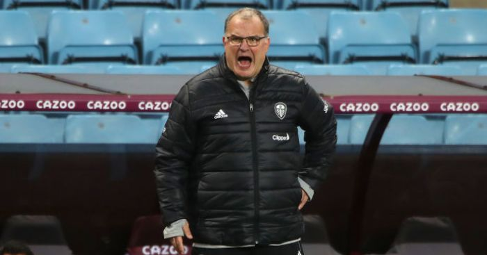 Moreno gives Bielsa options after declaring himself ready for 'work'