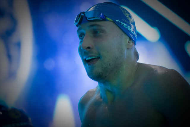 Marcin Cieslak Takes Out Nine-Year-Old Polish Record With 49.54 100 Fly