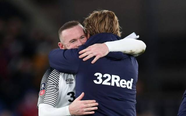 Wayne Rooney tipped to take first managerial role with legend odds-on to become next Derby boss