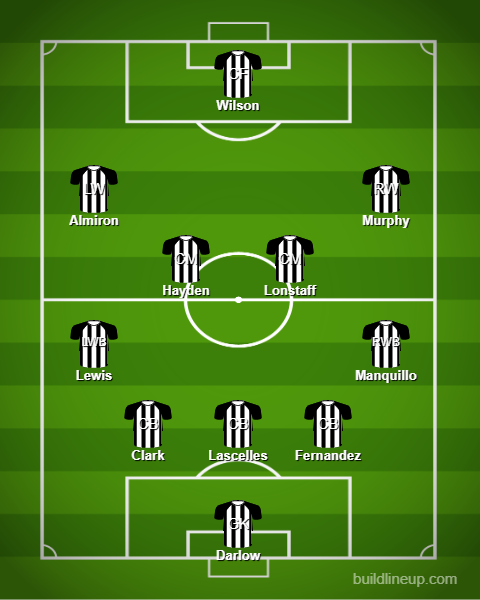 Almiron & Wilson return, Bruce axes £18m-rated dud: Newcastle's predicted XI vs Palace – opinion