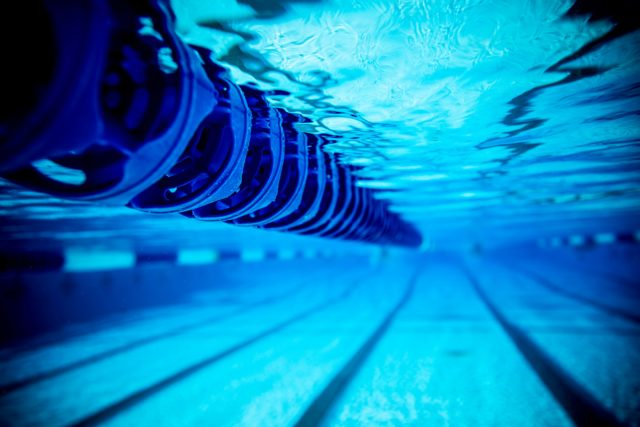 Diego Nosack Drops 1:47.15 200 Yard Fly At THSC Intrasquad