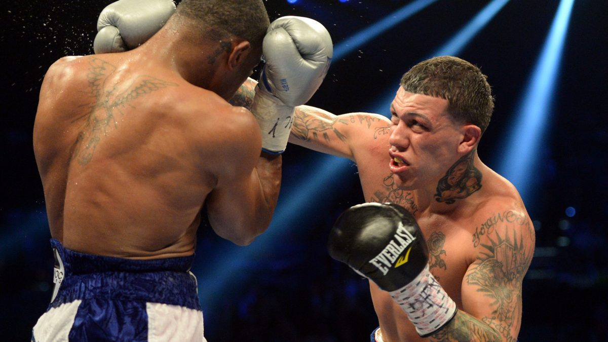 """Gabe Rosado On Daniel Jacobs Clash: """"I Want To Give Him A Rude Awakening"""""""