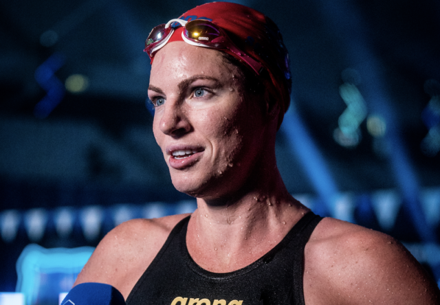 Emily Seebohm Confident in Energy Standard's Trajectory Heading into ISL Finale