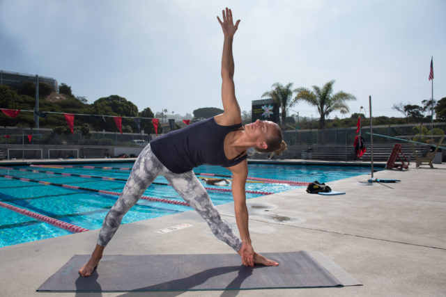Yoga for Swimmers: Four Yoga Poses to Focus On