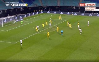 Video: Chelsea's Timo Werner scores for Germany vs Ukraine after brilliant play from Leon Goretzka and Robin Koch