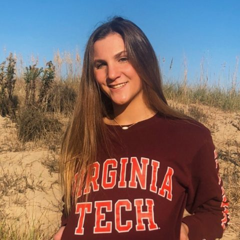 Emily Claesson (2022) to Join Brothers Henry and Hayden at Virginia Tech