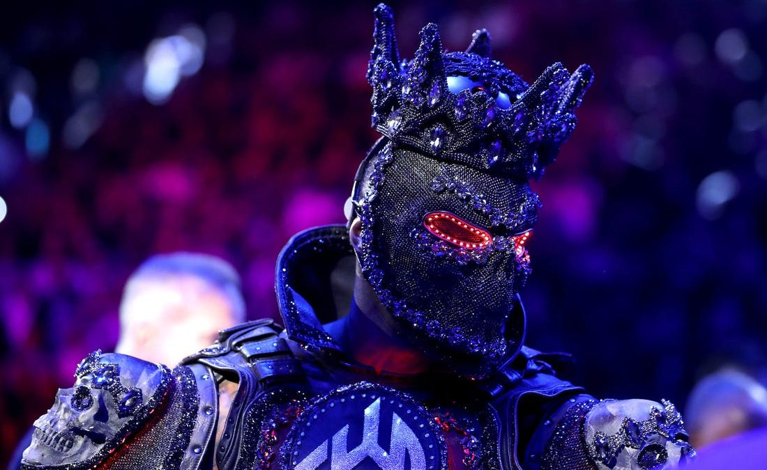 """Deontay Wilder Back Tracks From Previous Costume Claims: """"It had a little weight on it, But It wasn't enough to cause me to not have my legs"""""""