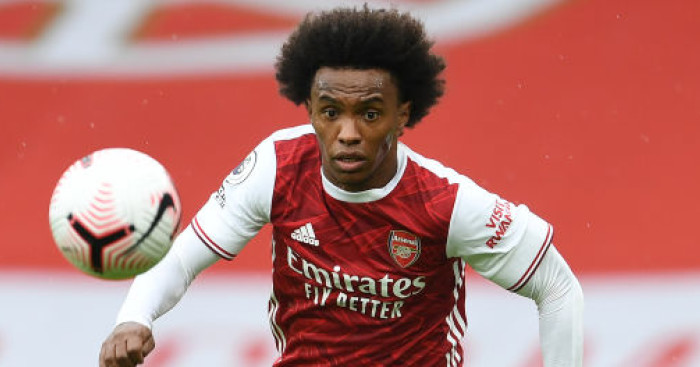 Willian has 'no doubt' Arteta will prove him right after bold Arsenal claim