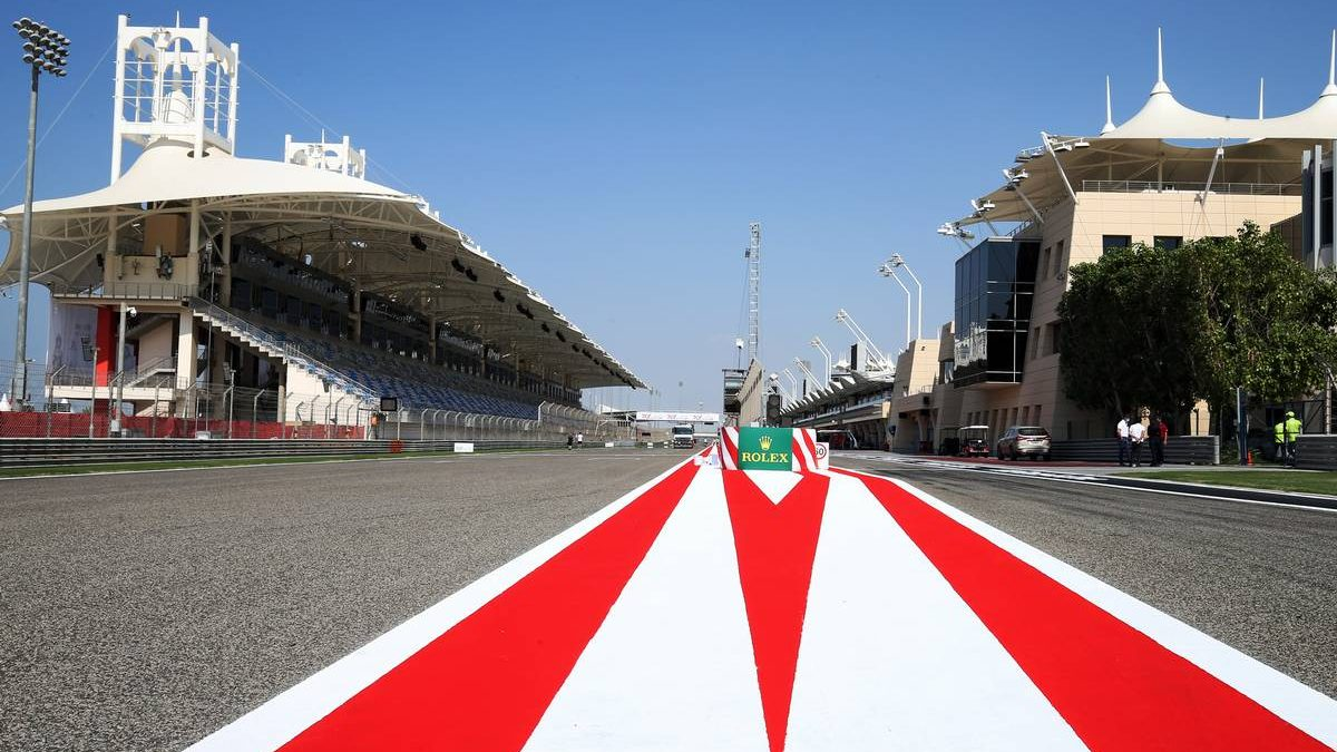 Bahrain GP: Thursday's build up in pictures