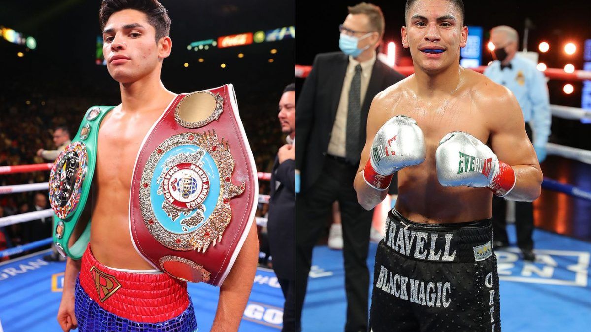 Big Question: With Canelo gone, will Garcia or Ortiz become Golden Boy's new star?