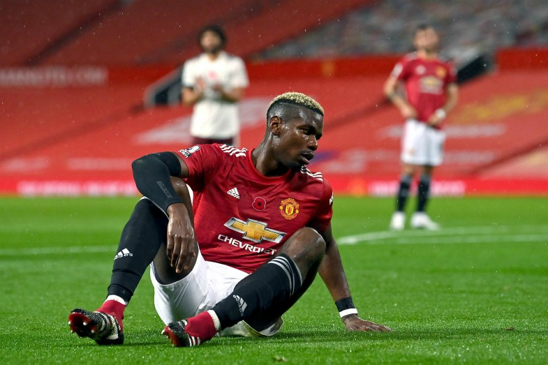 """""""Slows everything down"""" – Paul Pogba torn to shreds over poor Manchester United form"""