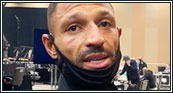 """[VIDEO] KELL BROOK REACTS TO KNOCKOUT LOSS TO CRAWFORD; COMPARES TO SPENCE AND CONSIDERS """"END OF THE ROAD"""""""