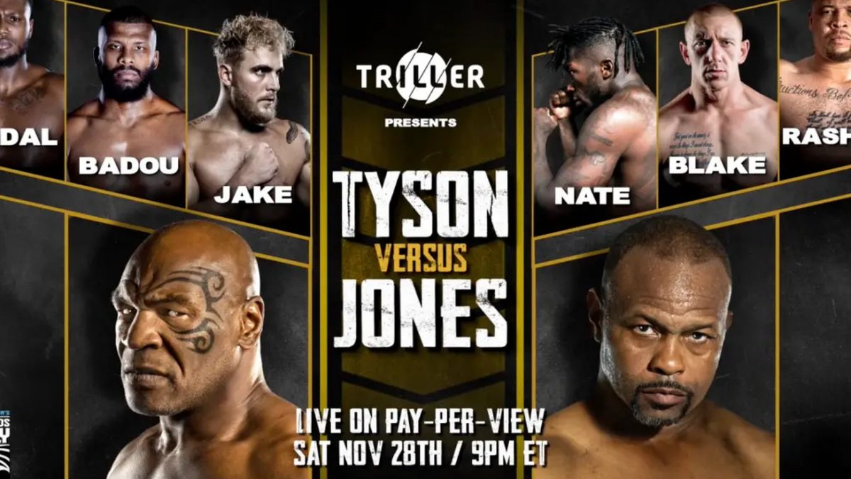 Big Question: Will you order Tyson-Jones on PPV?