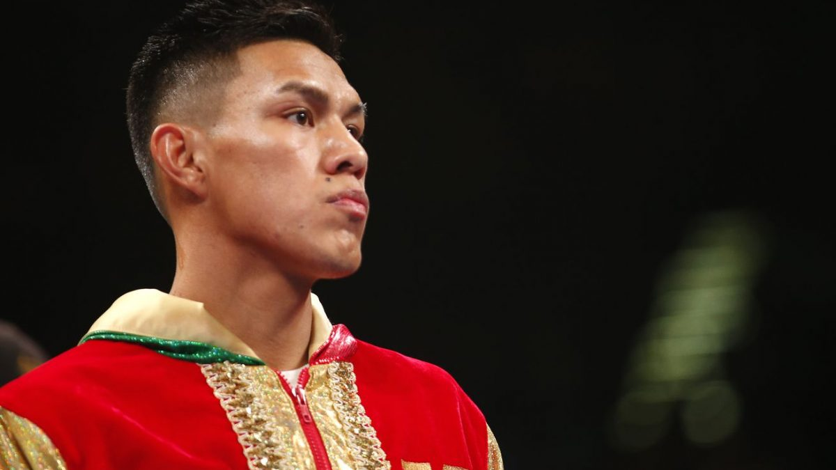 Ceja out with COVID, Miguel Flores steps in for Spence-Garcia card
