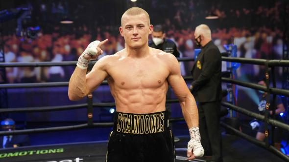 Eimantas Stanionis Knocks Out Janer Gonzalez In Ninth