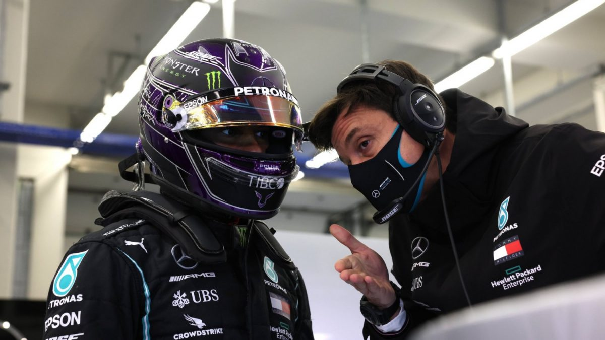 CONFIRMED: Russell replaces Hamilton for Sakhir!