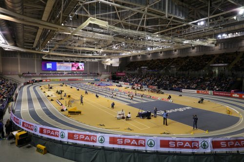 British Indoor Championships to be held without spectators…