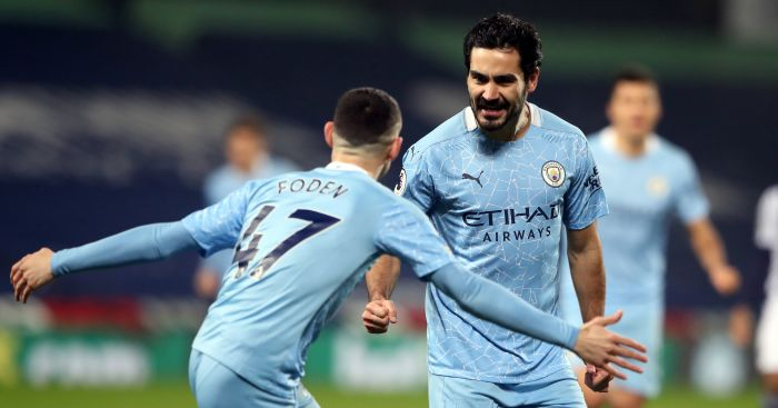 Guardiola talks up 'outstanding' Man City star after five-goal mauling