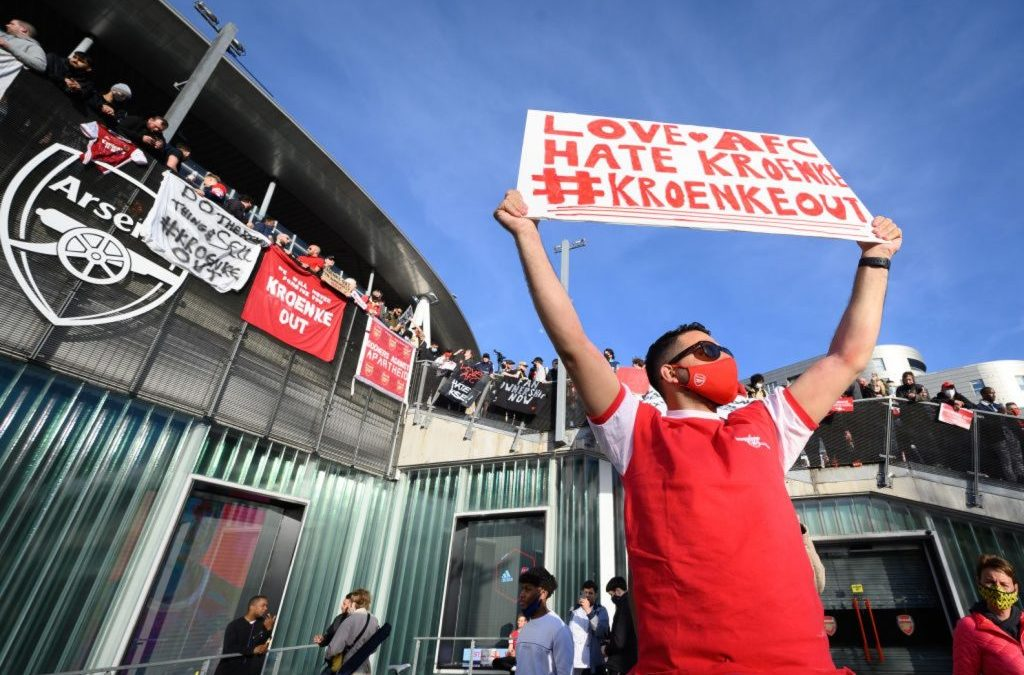 Daniel Ek's Arsenal bid expected 'within days' as 'deal moves quickly'