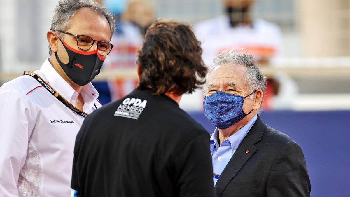"Domenicali says becoming F1 CEO is ""a great privilege"""