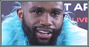 [VIDEO] JARON ENNIS SENDS SPENCE AND CRAWFORD A KNOCKOUT STATEMENT; POST-FIGHT AFTER KNOCKING OUT LIPINETS IN 6