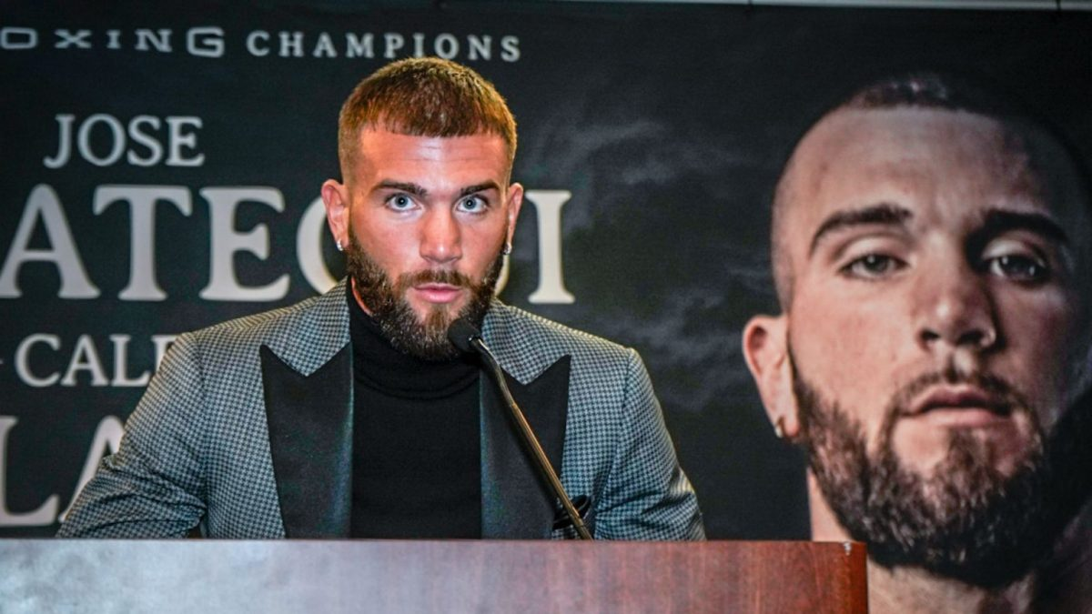"""Caleb Plant: """"People Misconstrued The Fact That Because Me and Billy (Joe Saunders) Have Some Slickness To Our Style That We're The Same Fighter, That's Almost Disrespectful"""""""