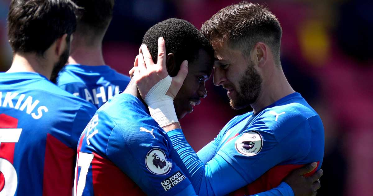 Hodgson mentions Man Utd star in praise of Crystal Palace prospect