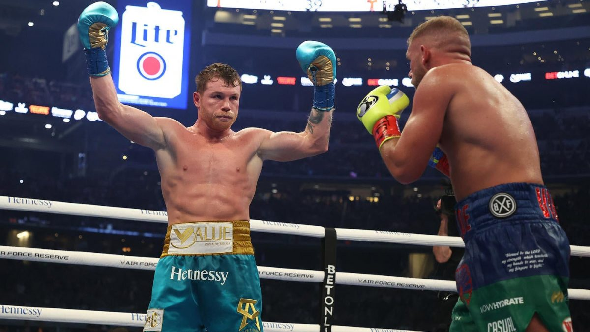 """Billy Joe Saunders On Claims He Quit Against Canelo Alvarez: """"As A Fighter, I Wanted To Go On, I Would Have Loved To See How The Next Four Or Five Rounds Go"""""""