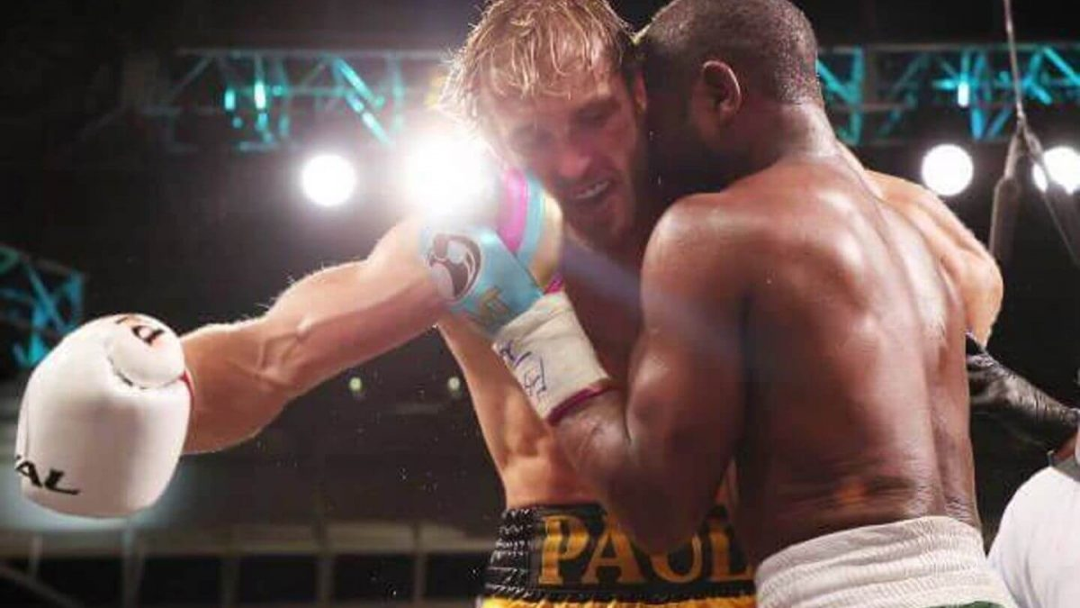 """Logan Paul On Floyd Mayweather Conspiracy: """"He Didn't Help Me Up, Just Shut The F*ck Up"""""""