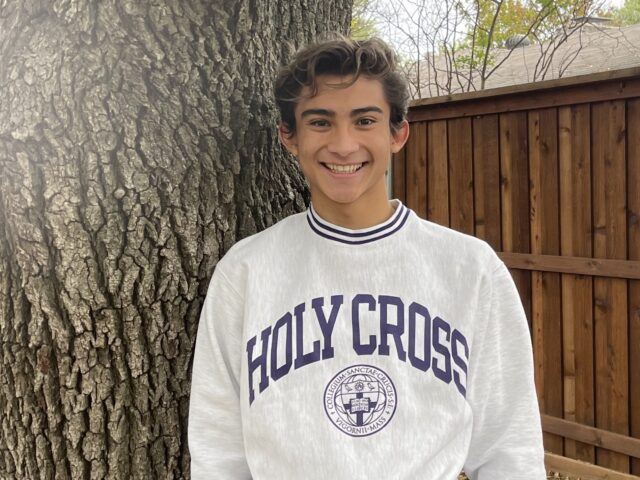 Versatile Jackson Summers (2022) Gives Verbal Commitment to Holy Cross