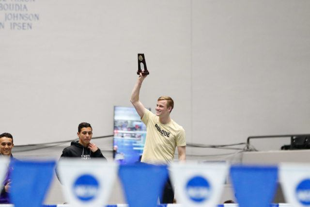 Olympic Medalist Steele Johnson Pulls Out of Olympic Diving Trials
