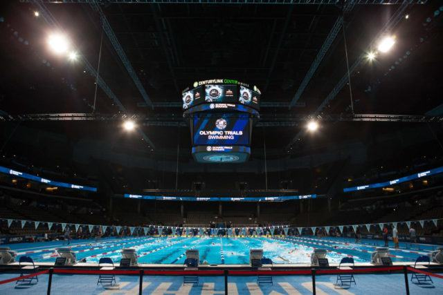 Psych Sheets Drop For Wave I of 2021 U.S. Olympic Swimming Trials